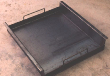 Barbecue Accessories : Charcoal Trays
